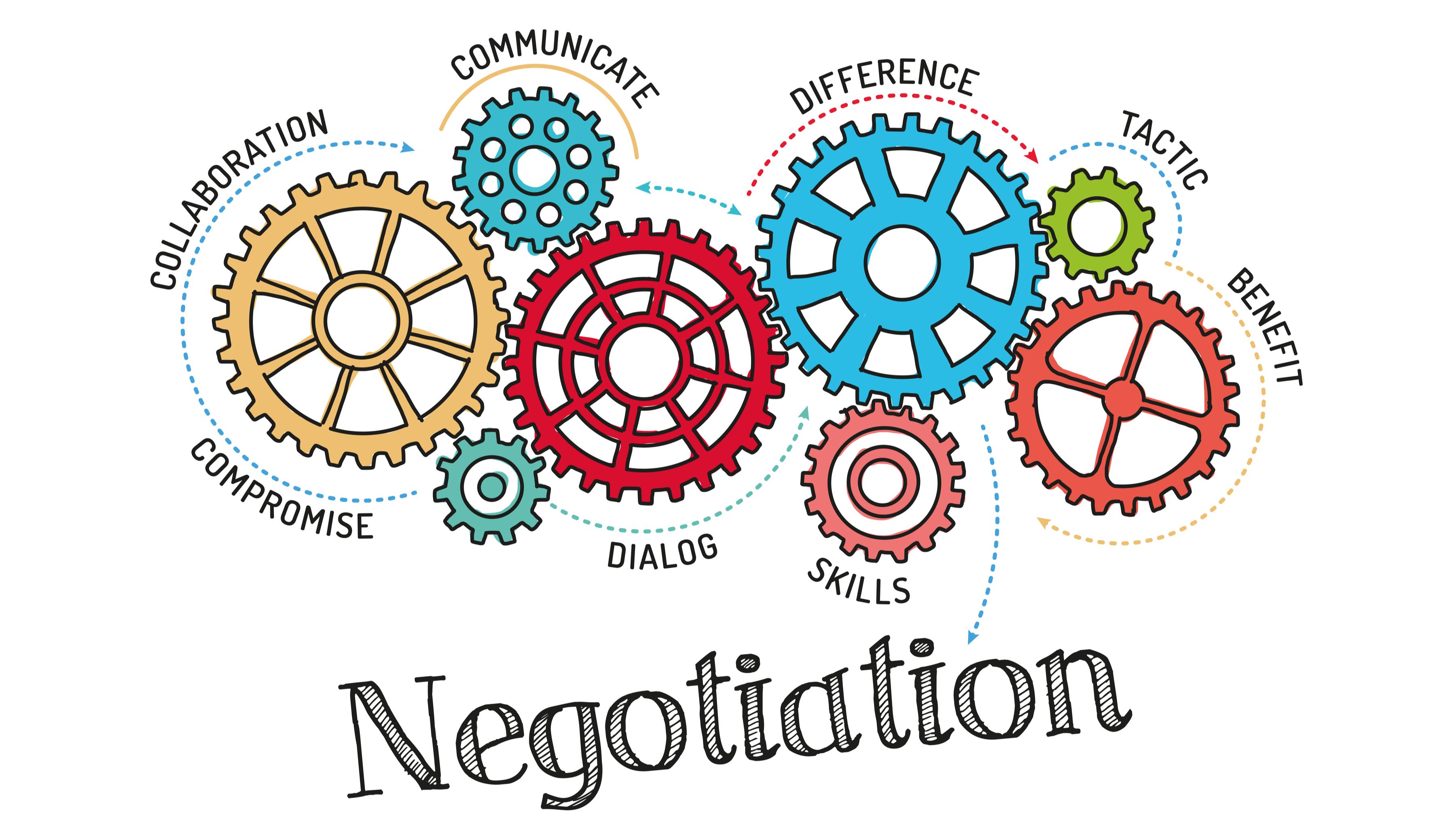 المصادر الثمانية للقوة التفاوضية